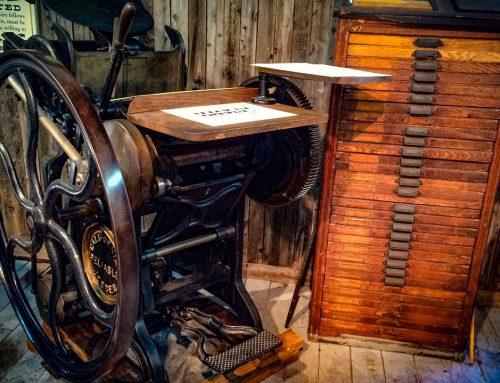 Können alle Druckereien die gleichen Druckverfahren bieten?