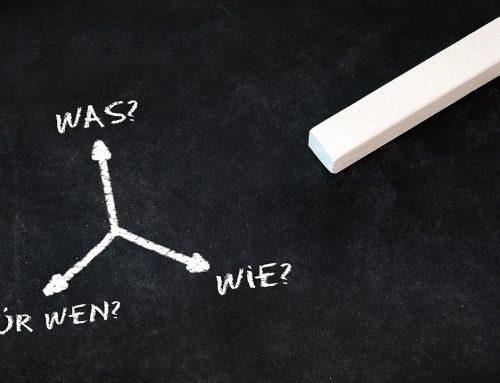 Was sind die ersten Schritte bei einem Vertriebsprozess?