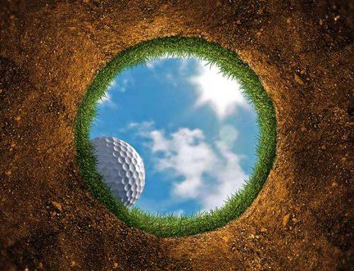 Es muss ja nicht gleich Golf sein…kann es aber!